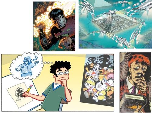 platinum-studios-comics-collage-contact