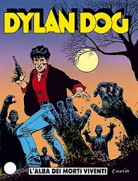 Dylan Dog Comic Cover Comic